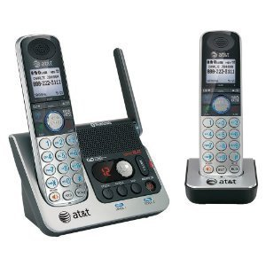 AT&T TL92370 Phone System