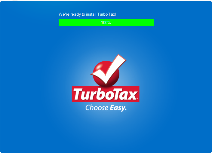 Overcoming TurboTax 2011 Unrecoverable error during install