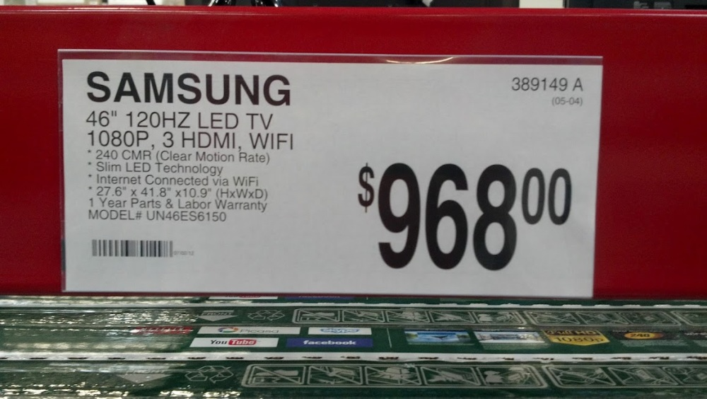 Best Buy's 30 day price guarantee is the real deal. (2/2)